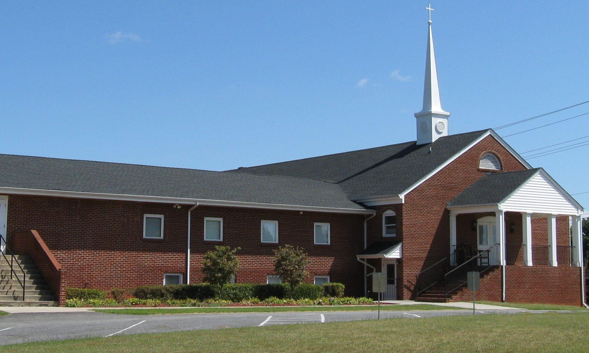 Lynchburg Church of Christ (Christian Church)